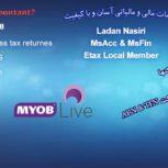 خدمات حسابداری – لادن نصیری