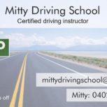 آموزشگاه رانندگی Mitty