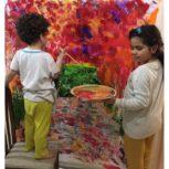 اموزش نقاشی کودکان 3-12 سال